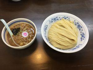 大勝軒ROZEOのつけ麺