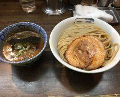 雷 つけ麺