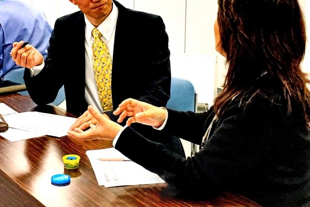 第二新卒向け転職エージェント 訪問